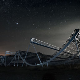 CHIME, radio telescope